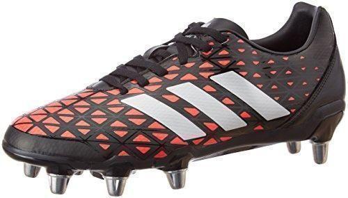 Oferta: 69.95€ Dto: -1%. Comprar Ofertas de adidas Kakari SG Botas de fútbol, Hombre, Negro, 46 2/3 barato. ¡Mira las ofertas!