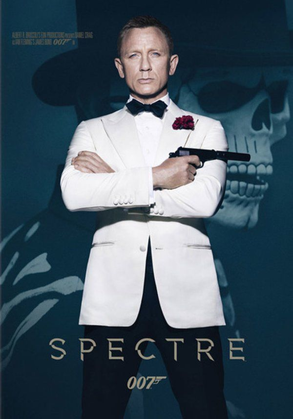 Bond - Spectre DVD (2015) Directed by Sam Mendes; Starring Monica Bellucci, Andrew Scott, Daniel Craig, Christoph Waltz, Léa Seydoux & Dave Bautista; MGM (Video & DVD) $26.98 on OLDIES.com