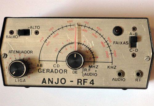 Gerador Anjo rf4
