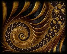 Ingyenes illusztráció: Fractal Művészet, Matematika - Ingyenes kép a Pixabay-en - 1247171