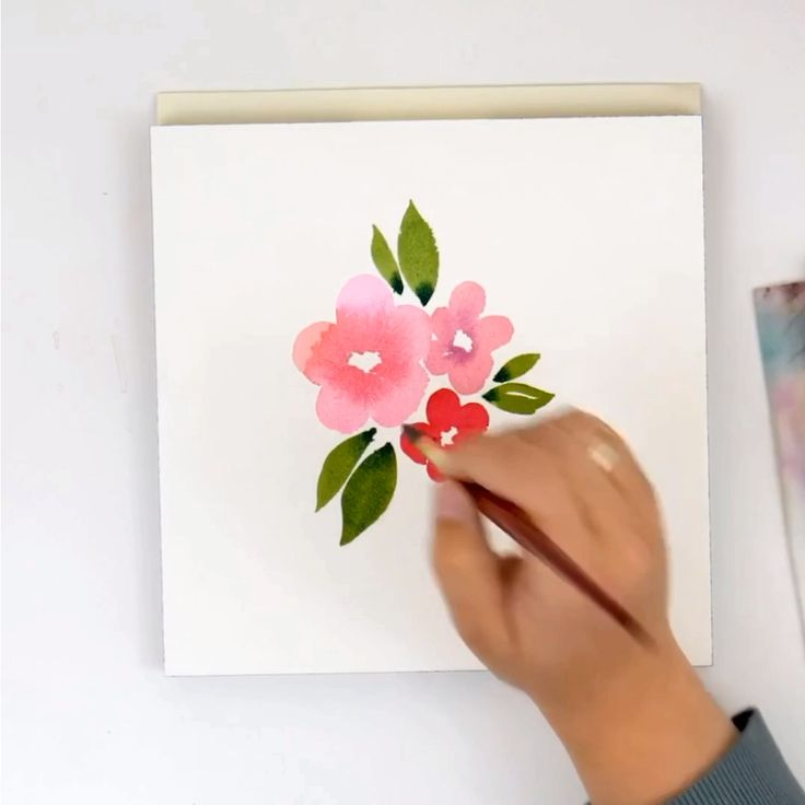 Tips For Getting Started with #WatercolorFlowers | Part 3 | #PaintingForBeginners – YouTube