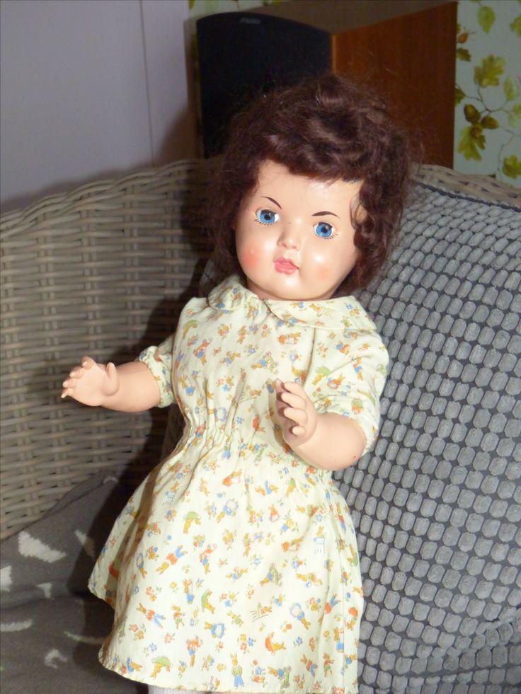 En av mine gamle dukker .