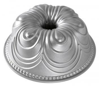 Forma z kutego aluminium do babki Chiffon