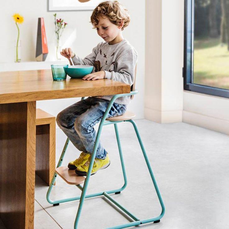 Charlie Crane TIBU Blau | Jetzt online kaufen ✓ Designer Kinderhochstuhl ✓ Frei von Schadstoffen ✓ Versandkostenfrei