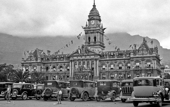 City Hall in 1934! - cometocapetown.com