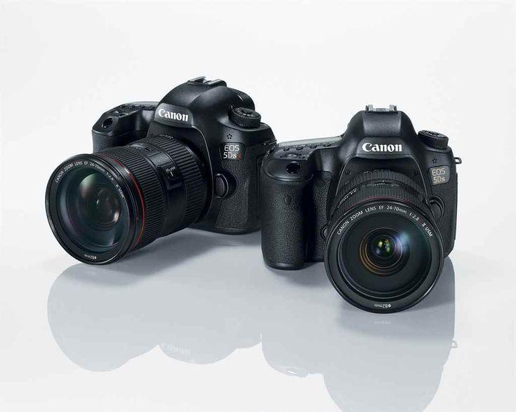 Canon EOS 5Ds és Canon EOS 5Ds R: egyből két utódja is érkezik az EOS 5D Mark III-nak - techaddikt.hu