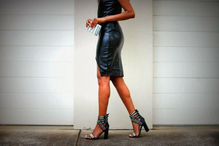 leatherette: http://www.trash2treasured.com/2013/12/leatherette.html