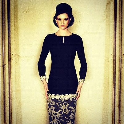 20 best Baju images on Pinterest  Traditional dresses Sarongs