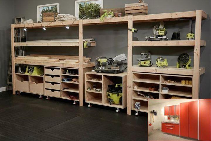 Garage Storage Equipment Uk And Pics Of Garage Organization