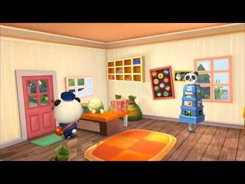 Dr. Panda's Postbode - educatieve onderbouw app