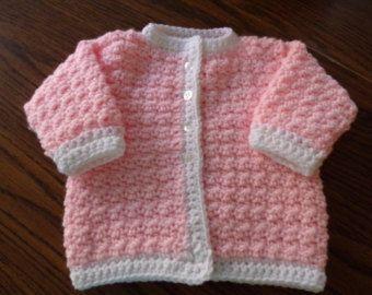 Hand knitted Handmade Baby Children Organic by LittleBeauxSheep
