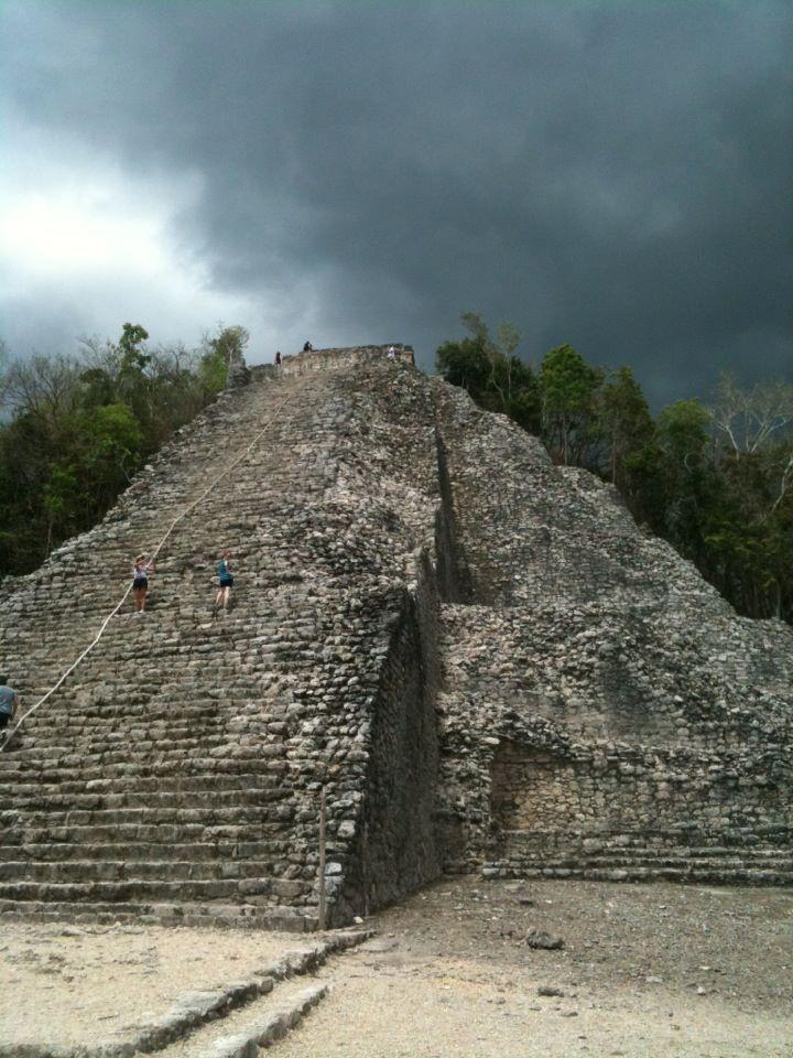 Mayan ruins of Coba, Mexico