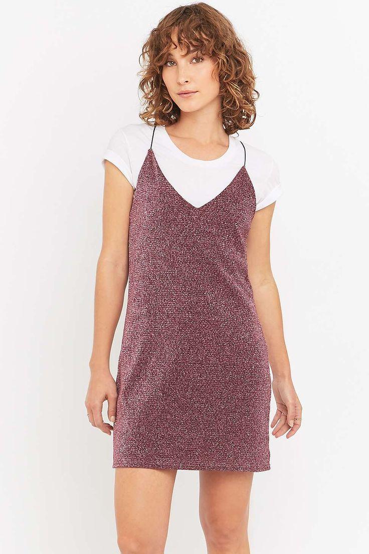 Sparkle & Fade - Robe en lurex