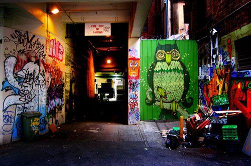 Matt Irwin, Caledonian Lane, Melbourne.