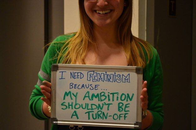 21 Inspiring Messages About Feminism From American University Students