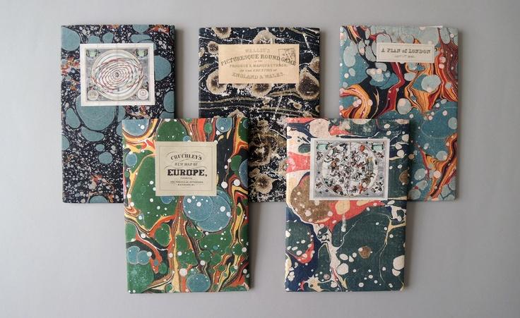 : Packaging, Bill Mail, Wraps Inspiration, Notebooks Marbledpap, Constanc Branding