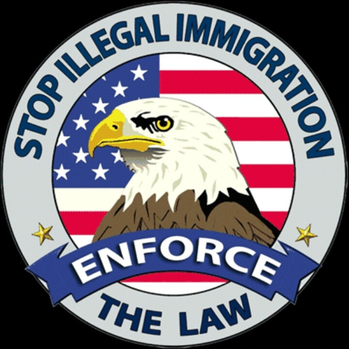 Image result for stop no entry to illegals