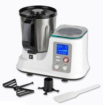 Aldi Küchenmaschine Mit Kochfunktion Rezepte 2021