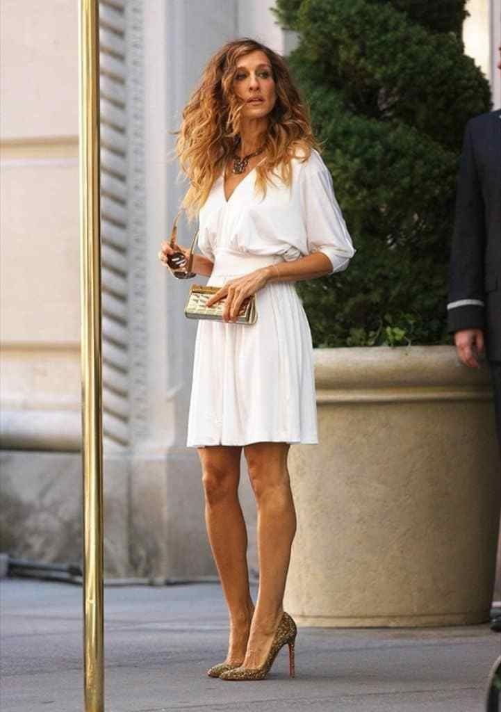 Our Top 10 Favorite Carrie Bradshaw Dresses