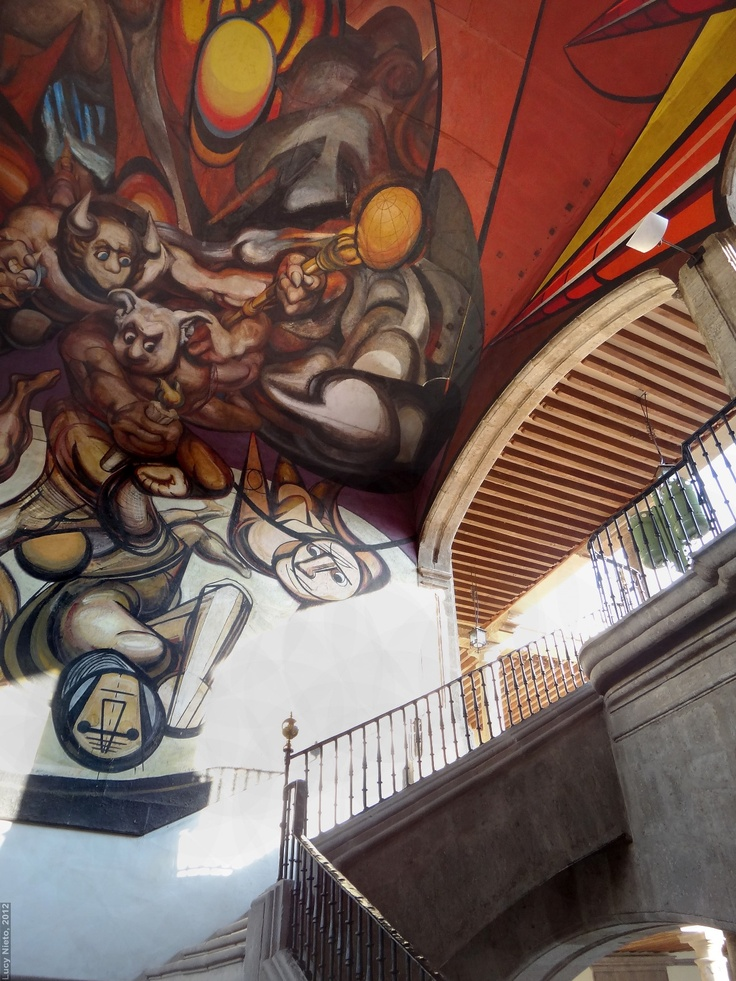 146 best david alfaro siqueiros images on pinterest for America tropical mural