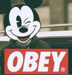 Obey mickey ;)