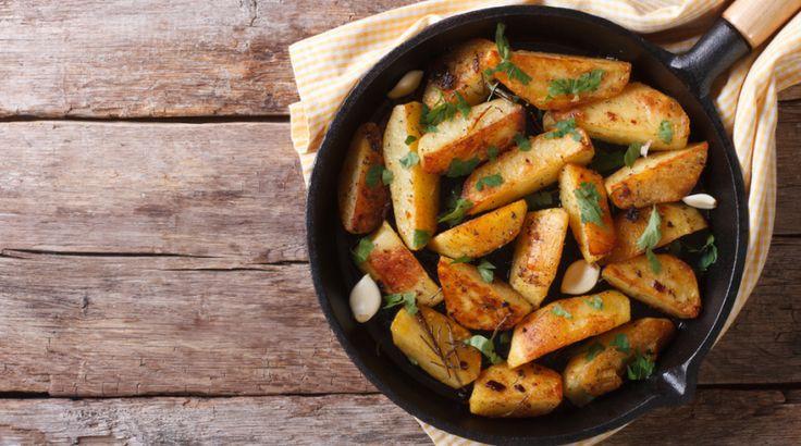 Spanyol pirított burgonyasaláta - Receptek | Ízes Élet - Gasztronómia a mindennapokra