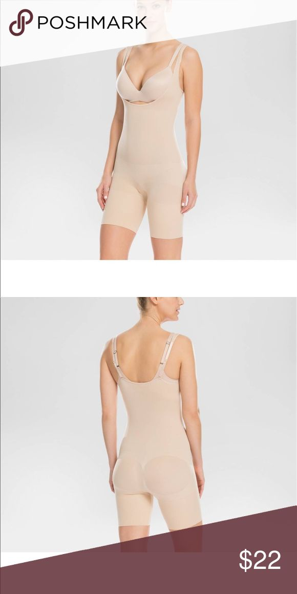 Assets by Spanx all in one body slimmer Assets by Spanx all in one body slimmer Assets By Spanx Intimates & Sleepwear Shapewear
