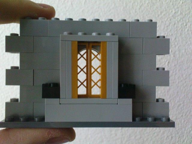 https://flic.kr/p/8RGZnz | How to make castle window | Marin Stipković's idea for castle window.