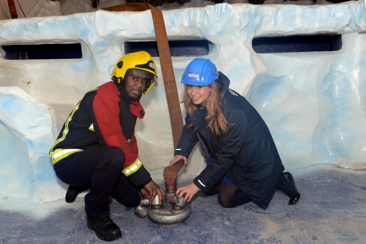 Penguin Ice Adventure Tank Fill at The National SEA LIFE Centre Birmingham