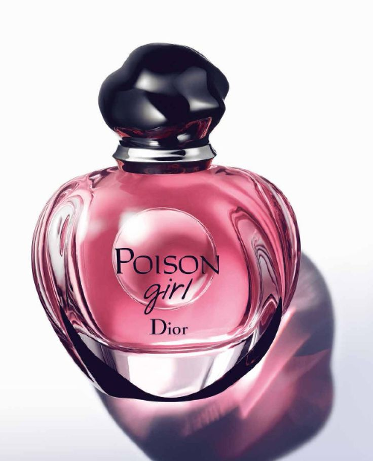 Poison Girl- Dior. Newest fragrance, it's beautiful ..