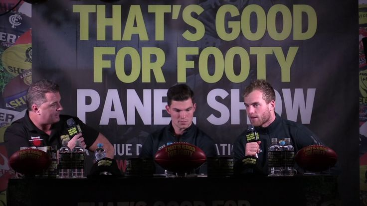 "Footy show ""That's Good for Footy"" presents Footy Funatics "" Ep 15 June ..."