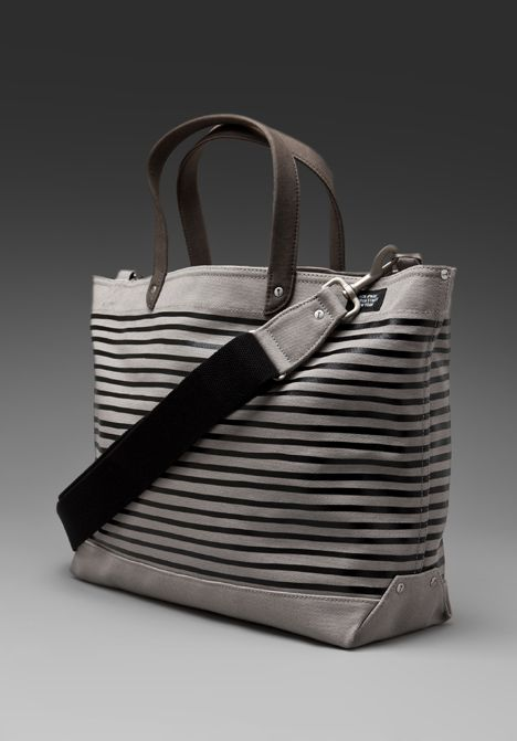 love this striped tote bag. I have far too many totes but it's still not enough!!