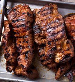 Four Square Recipes: BBQ Ribs Recipe