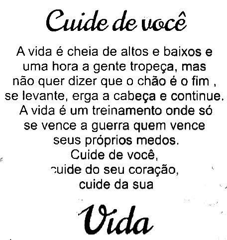 Ideia Por Bruna Alves De Andrade Em Verdades Pra Vida Citacoes