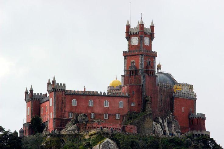 Sintra - Palácio da Pena
