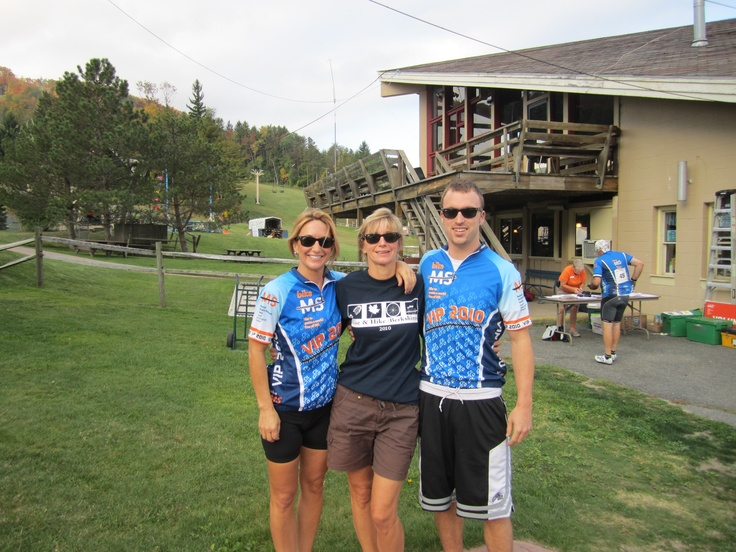 Cycling for the Cause