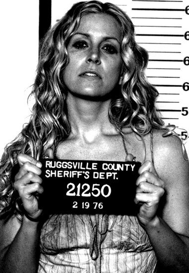 Sheri Moon Zombie as Baby in House of 1000 Corpses and The Devils Rejects
