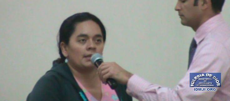 Testimonio en la Iglesia de El Jardín, Ibagué – Tolima