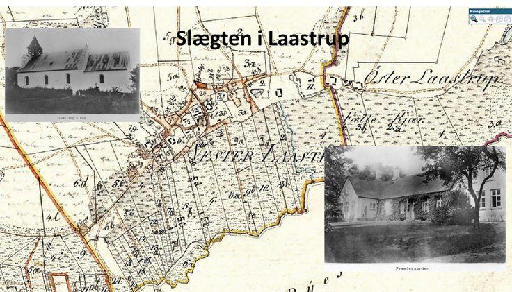 Min tip-tip-oldefar Didrik Jørgensen med tilnavnet Smed er født 1775 i Sønder Onsild søn af byens smed Jørgen Smed Didriksen. Slægten fra Sønder Onsild vil blive omtalt i en senere historie. Historien her omhandler slægten i Låstrup.