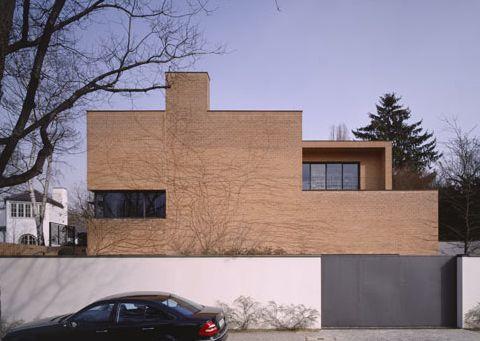 House in Berlin - David Chipperfield