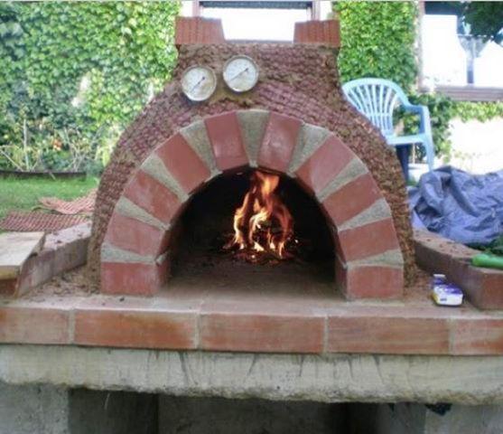 1000+ images about garten - pizzaofen bau on pinterest | pizza, Garten und Bauen