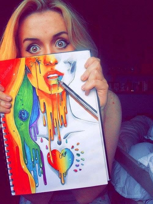 #creativity #sketchpad #colours