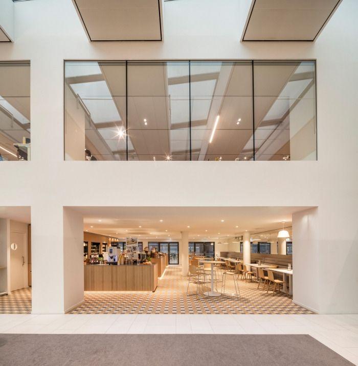 Office Tour Onvz Headquarters Houten Design Home Decor Health Insurance Companies