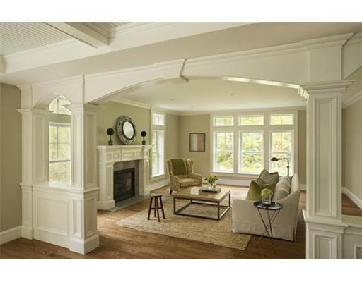Kitchen Family Room Divider Weston For The Home Pinterest