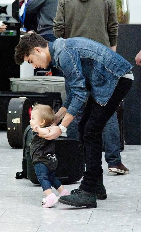 Baby Lux And Zayn | Zayn and Baby Lux! - Zayn Malik Picture