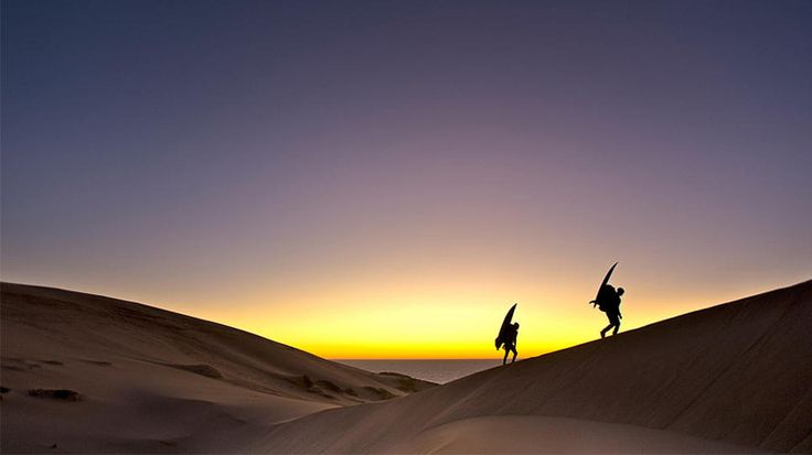 Guadalupe, California: Daily Escape, California Dune