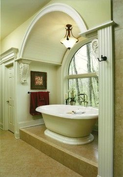 17 best images about bathrooms on pinterest baseboard for Cincinnati window design