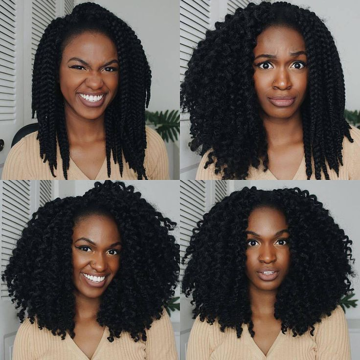 Xpression Crochet Hair Bohemian : Unravelling Crochet Braids IG: @kiitana Outre Xpression 3D Braid ...