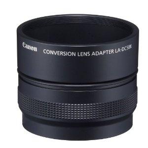 Canon LA-DC58K Conversion Lens Adapter for Canon G10 & G11 Digital Cameras (Electronics)  http://www.amazon.com/dp/B001G5ZTTK/?tag=iphonreplacem-20  B001G5ZTTK