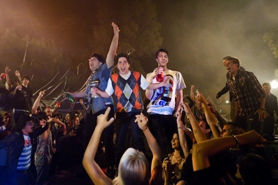 Project X is a must see!! It brings you back to HS